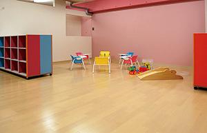 1歳児の部屋