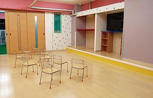 3歳児の部屋